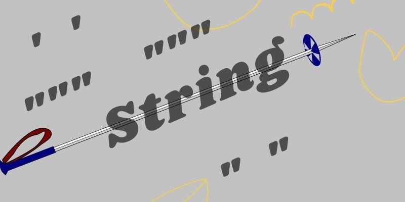 Python string